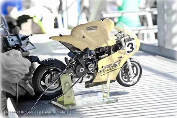 evolution de la moto